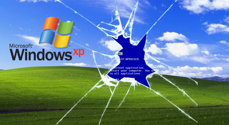 Windows XP vs Ransomware