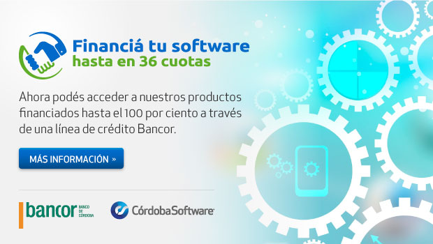 Financia tu Software